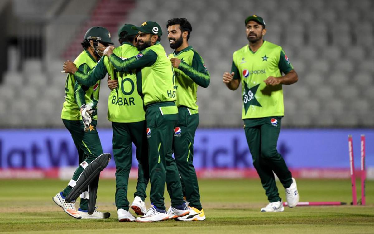 तेस्रो टी-२० मा पाकिस्तानको रोमाञ्चक जित