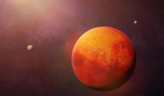 मंगल ग्रहबारे रोचक तथ्य, जहाँ छन्  ज्वालामुखीदेखि उपत्यकासम्म ?