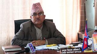 काठमाडौँका सिडिओ दाहाल र उनकी पत्नीलाई  कोरोना संक्रमण